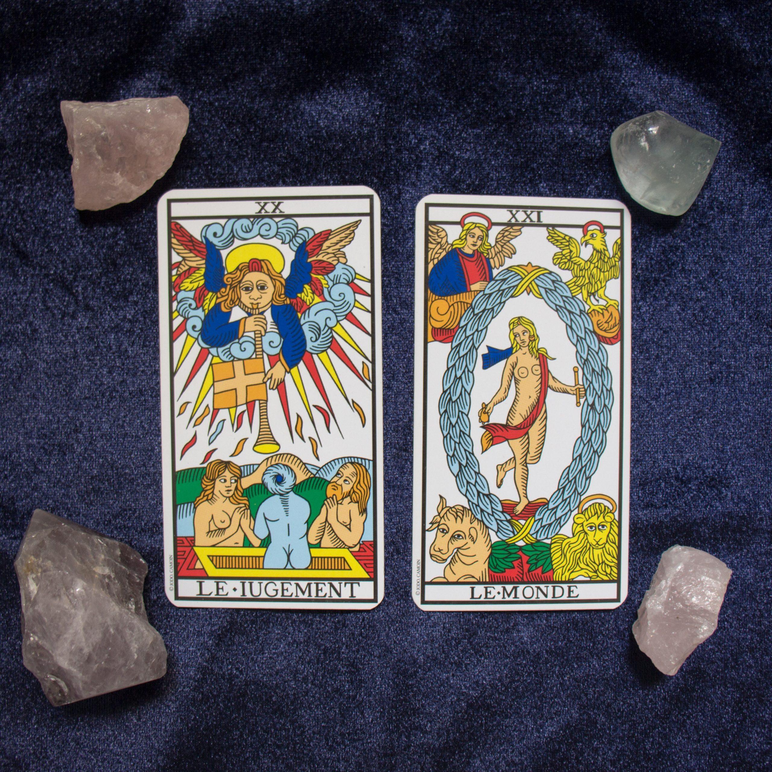 Tarot cards | Ella Tarot