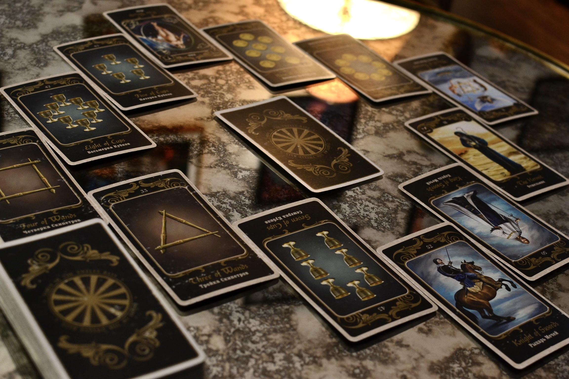 Tarot 12 House Spread | Ella Tarot