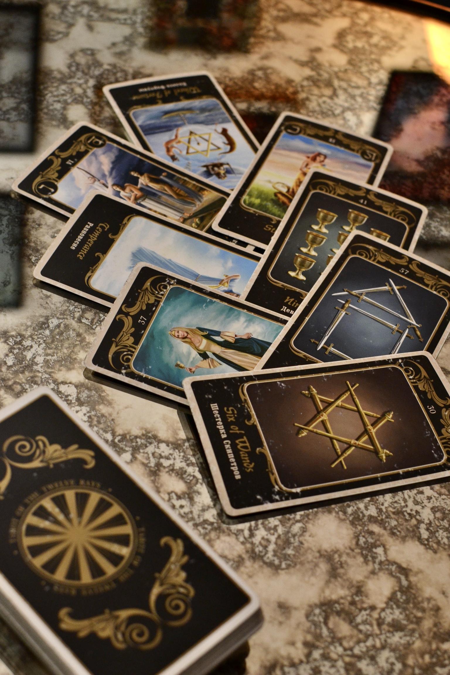 Tarot Future spread | Ella Tarot